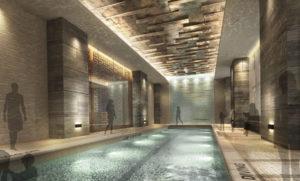 Midtown Rentals Indoor Pool