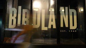 Birdland Hell's Kitchen NYC